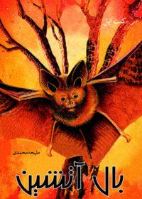 تصویر روی جلد کتاب بال آتشين